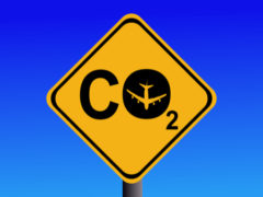 Aviation Industry on Track to Half Carbon Emissions by 2050_CTFreight